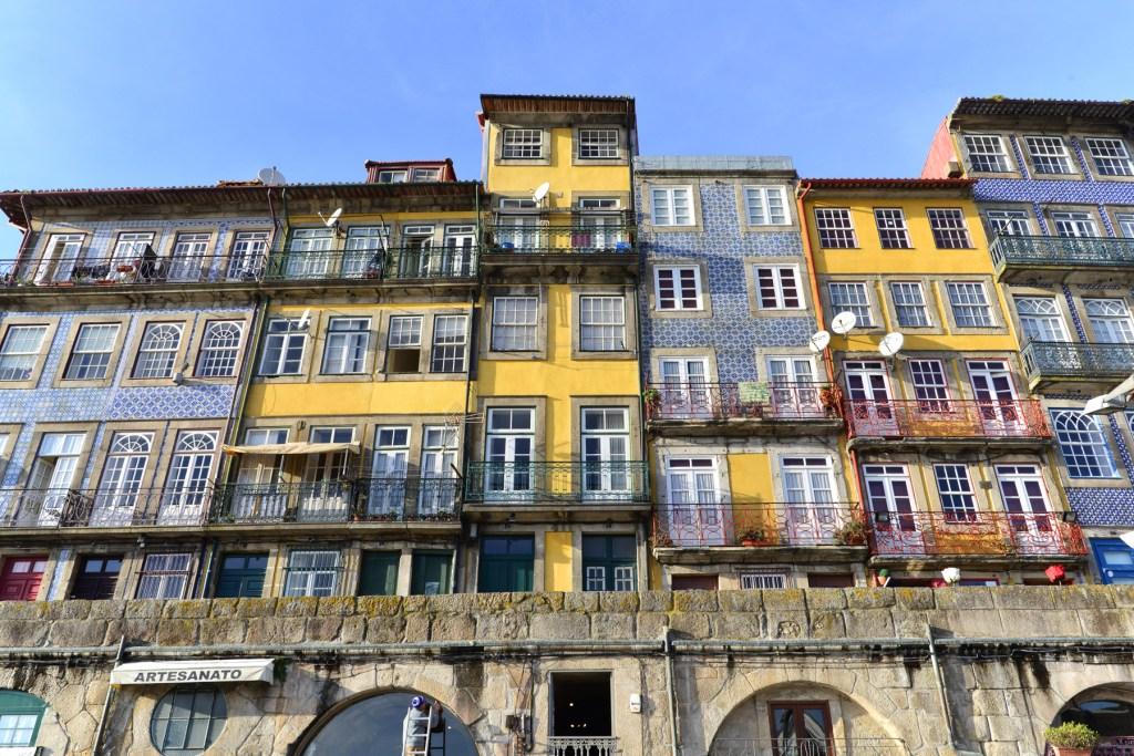 Ciudades de Europa que visitar: Oporto, Portugal