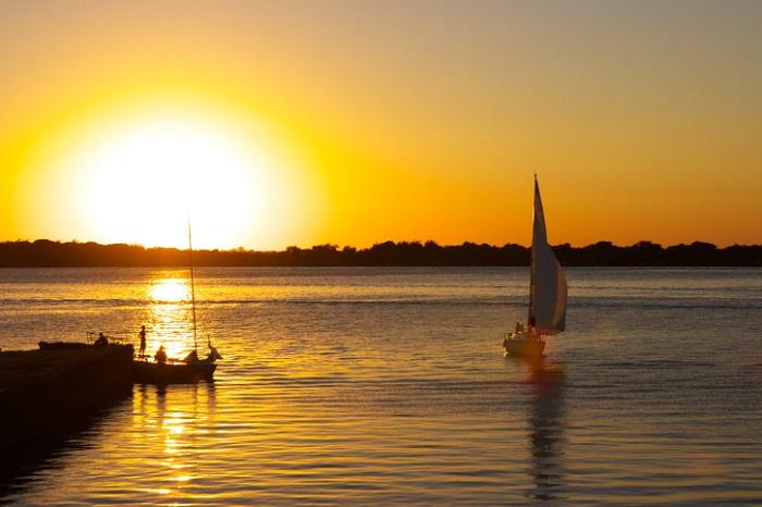 Playas del sur de Brasil, Porto Alegre