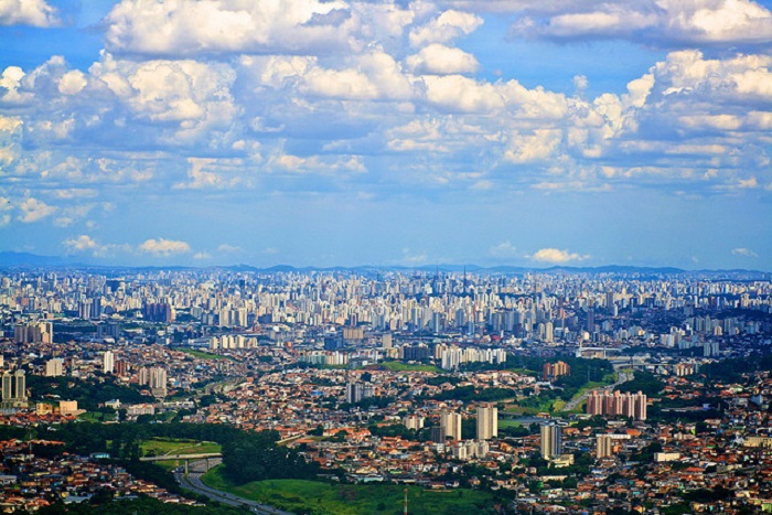 Lentodiilit Etelä-Amerikkaan: Sao Paulo