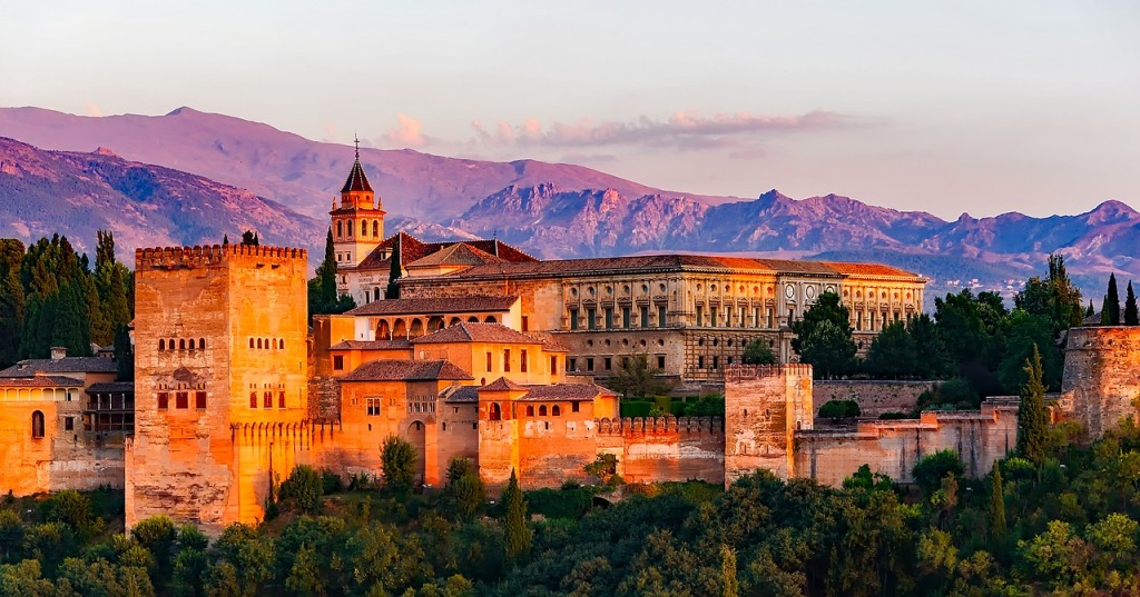 Ciudades de Europa que visitar: Granada, Andalucía