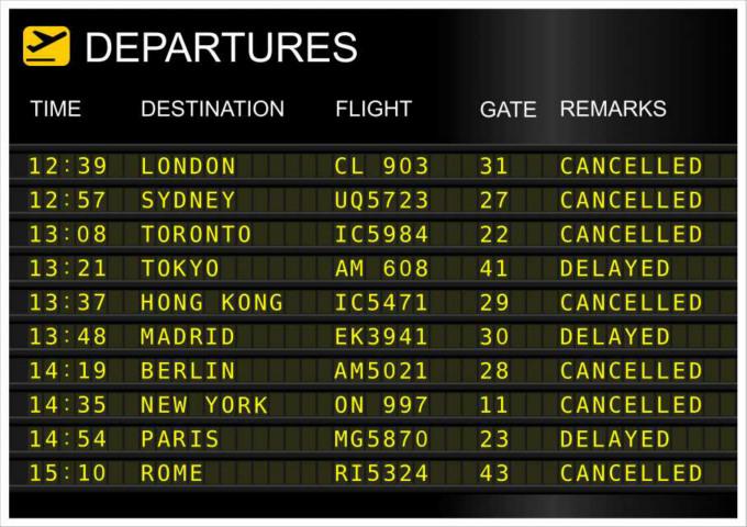 Risarcimento voli cancellati Ryanair