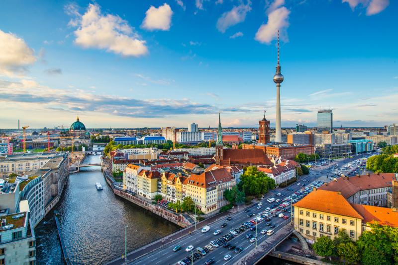 Berlín, en Alemania