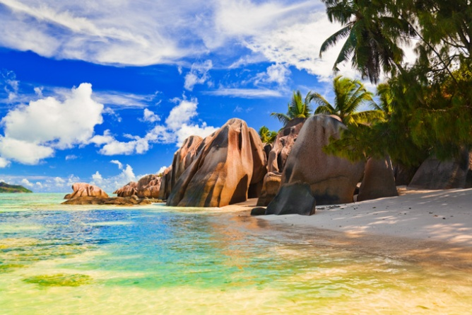 10 destinations de rêve pour vous évader loin du quotidien - Anse Source d'Argent, Île de la Digue, Seychelles