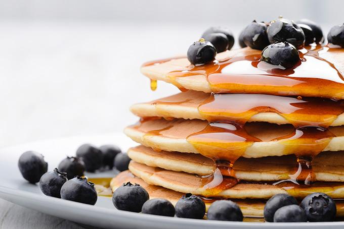 Brunch New York Pancake
