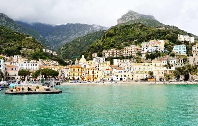 Viaggi in Italia: Costiera Amalfitana