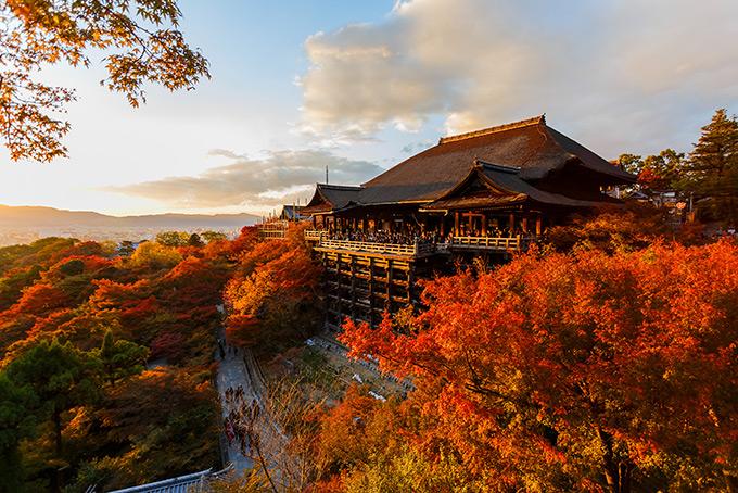 Lugares que ver en Kioto: Kiyomizu-dera