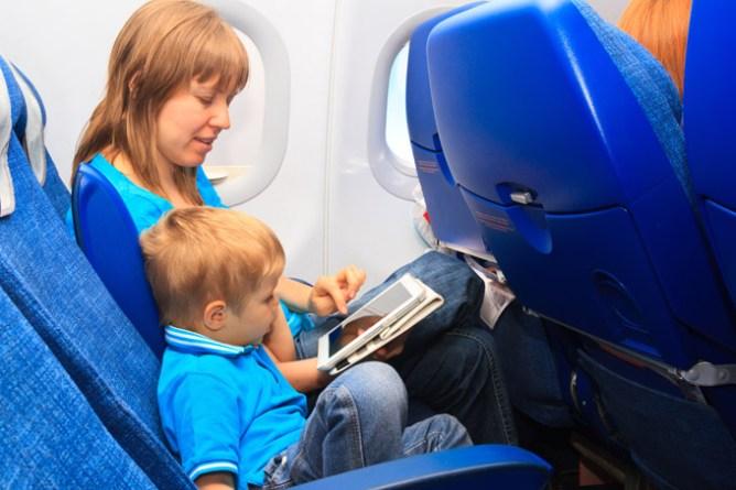 tips activiteiten vliegen met kinderen