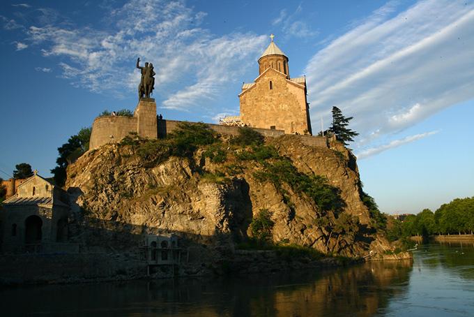 Idées voyage : les 15 destinations à visiter en 2019 - Tbilissi