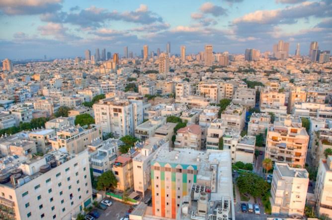 Πανοραμική θέα στη Γιάφα, Τελ Αβίβ