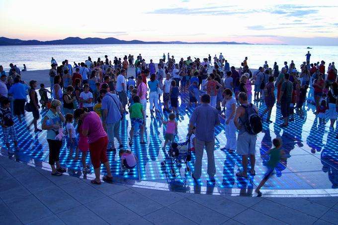 Ciudades de Europa que visitar: Zadar, Croacia