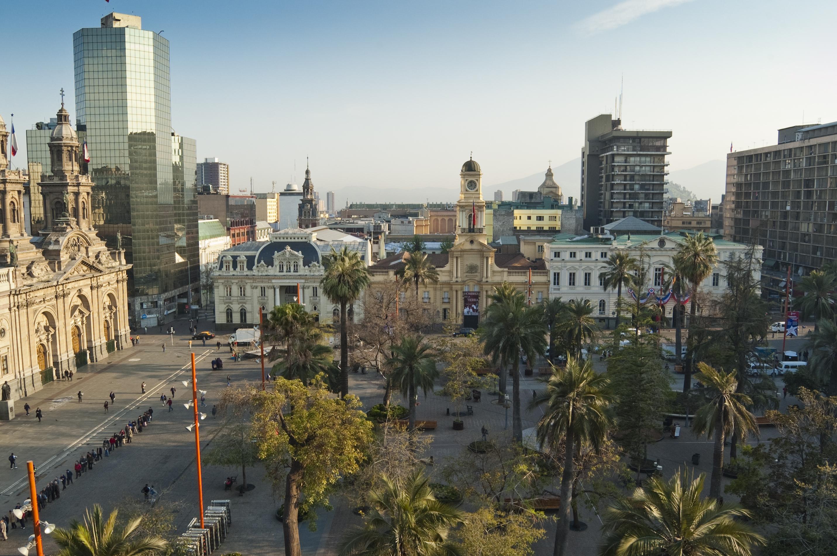 Die 10 Besten Sehenswürdigkeiten In Santiago De Chile Skyscanner