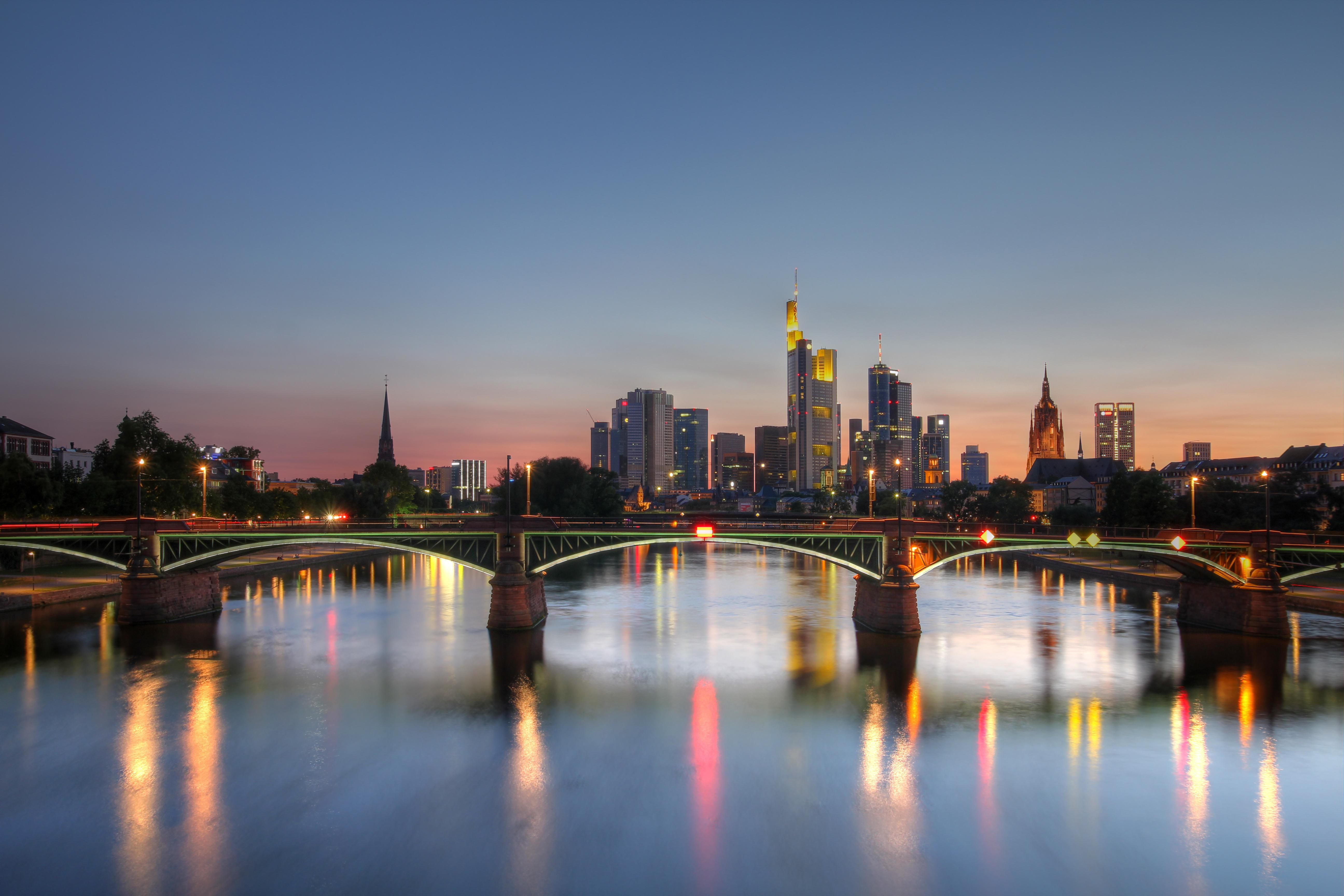 Kaupunkiloma: Frankfurt