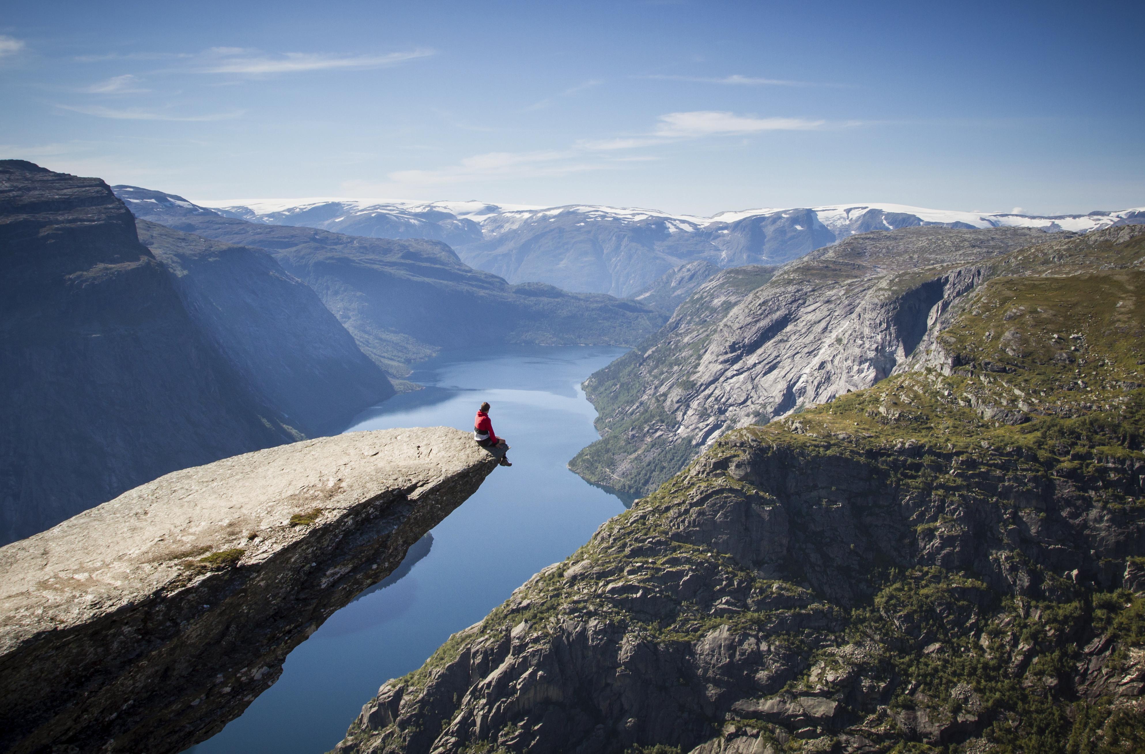 Vandreture I Norge 7 Spektakulaere Vandreture I Billedskonne Norge