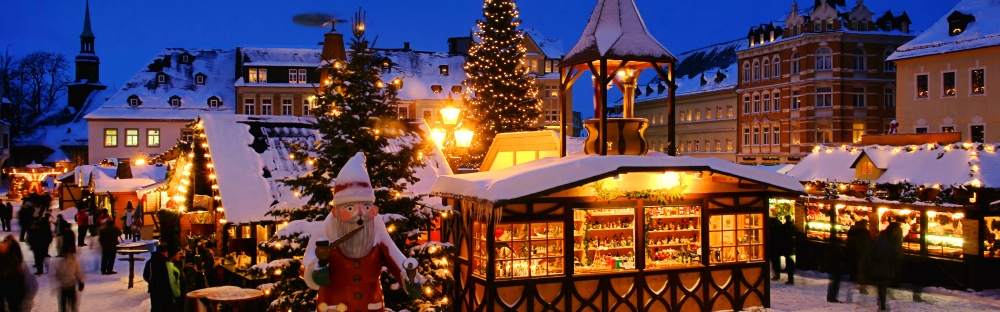 10 best christmas market cities in europe