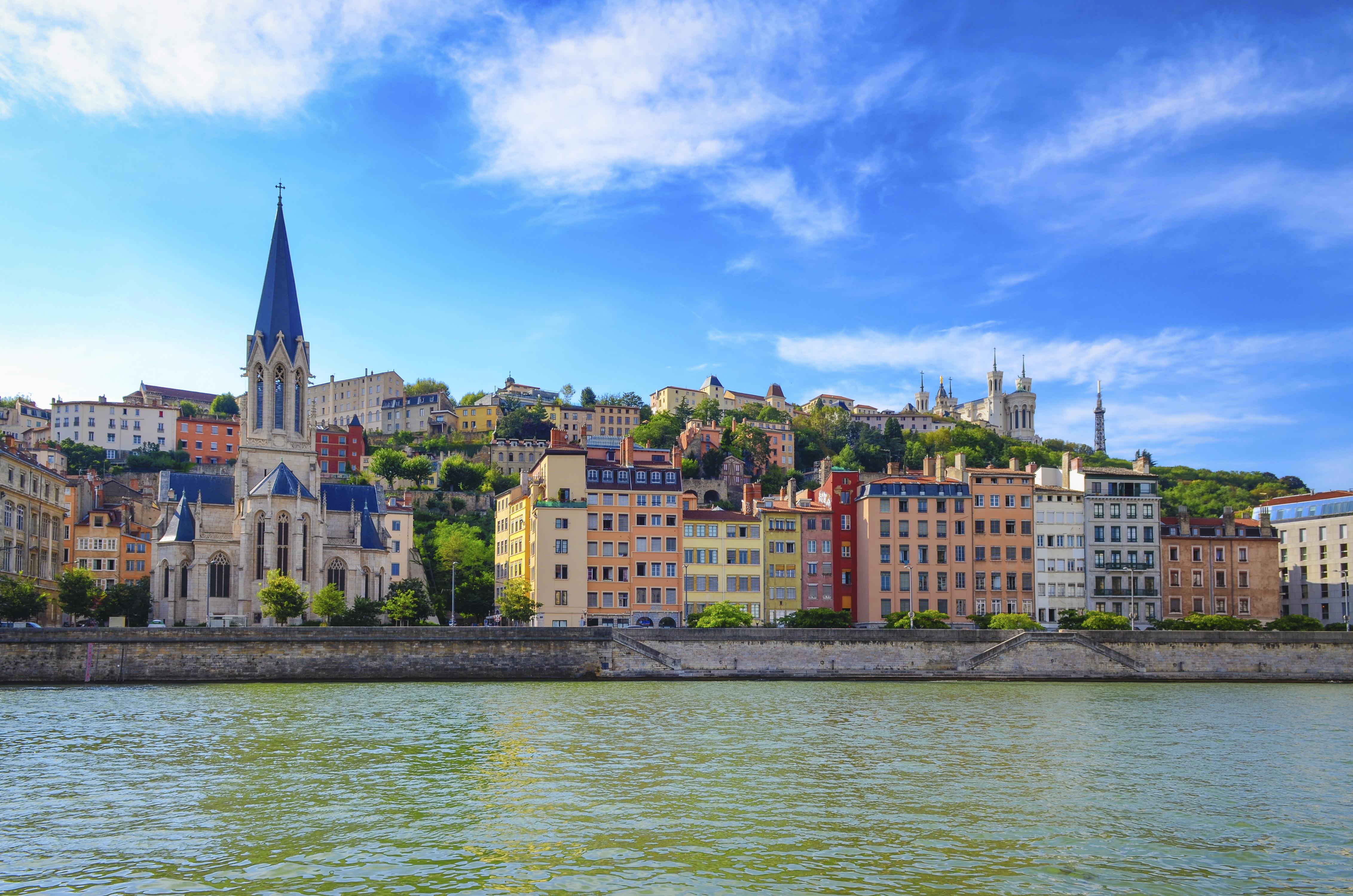 Kaupunkiloma: Lyon