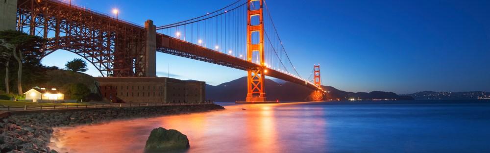 San Francisco branchement