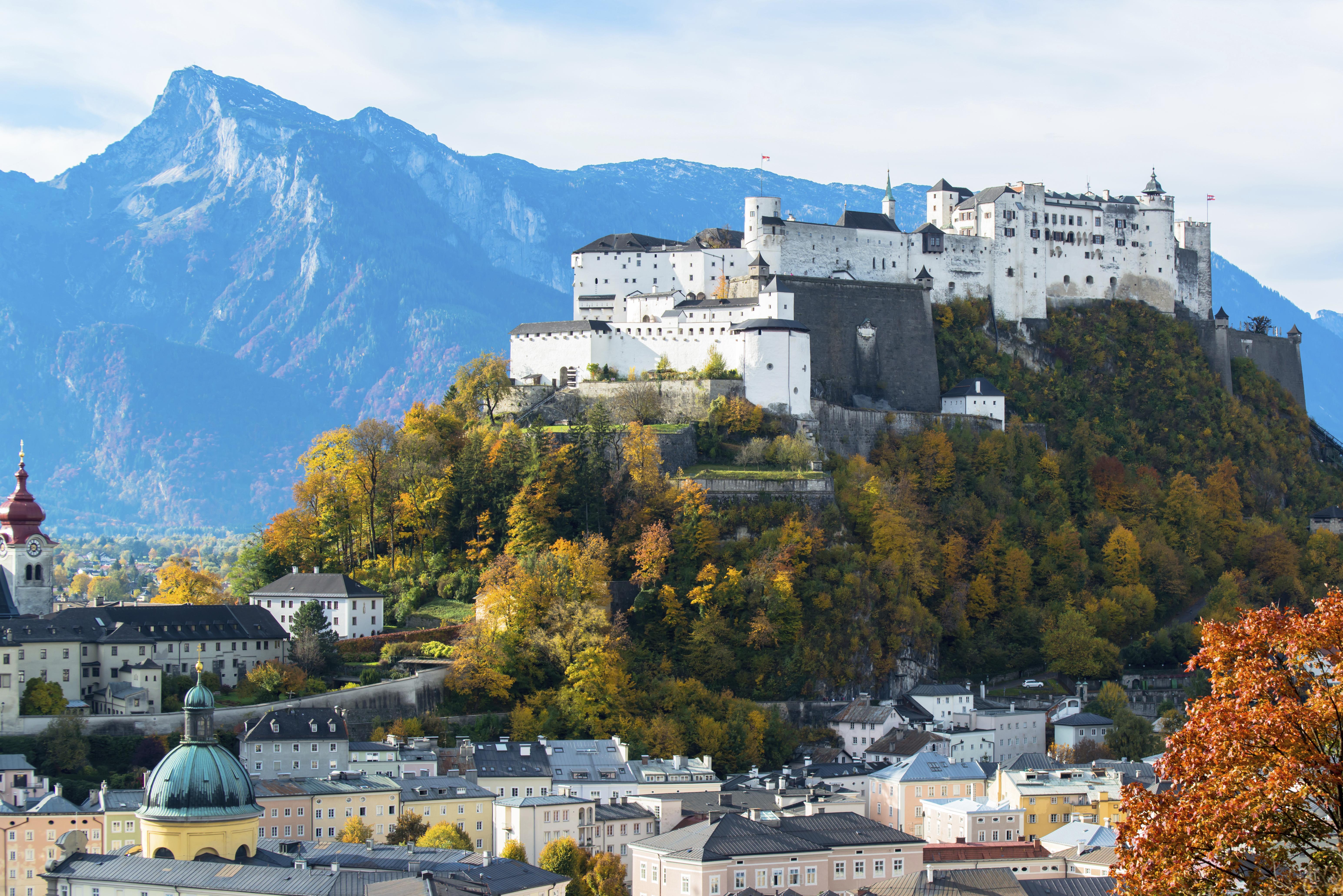 Kaupunkiloma: Salzburg