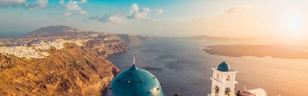 Le 10 spiagge più belle di Santorini   Skyscanner Italia