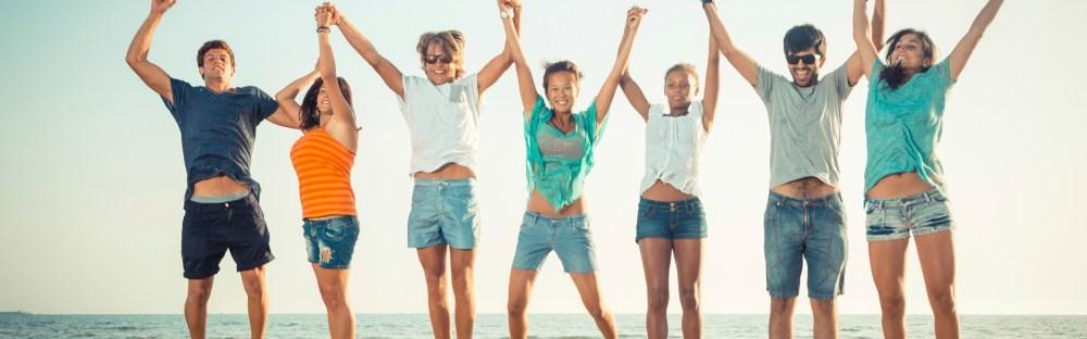 Los 10 Mejores Destinos Para Viajar Con Amigos Ideas Para