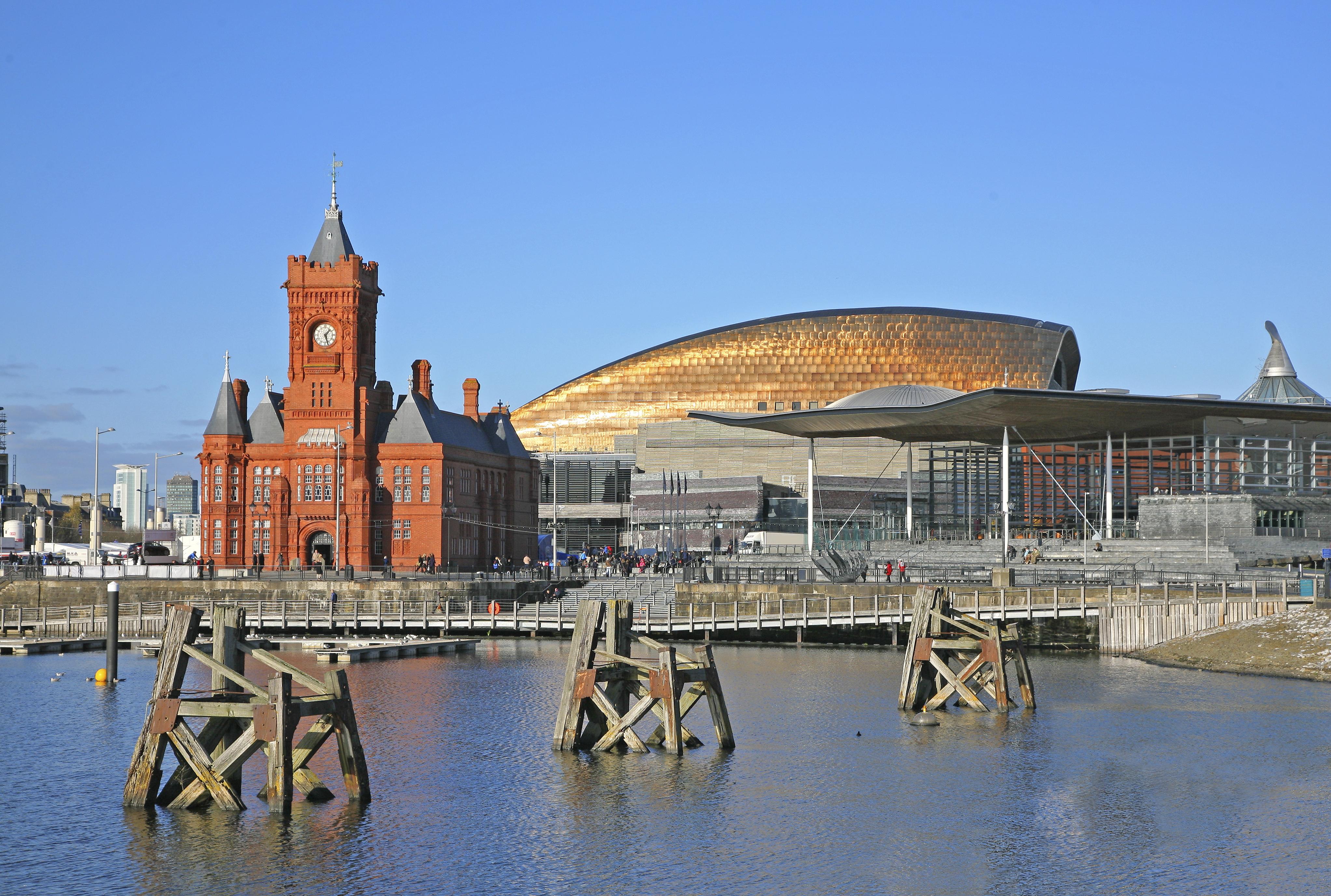 Cardiff, capital de Gales
