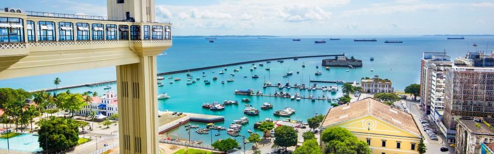 1075e256b9e7 As melhores praias de Salvador | Skyscanner Brasil
