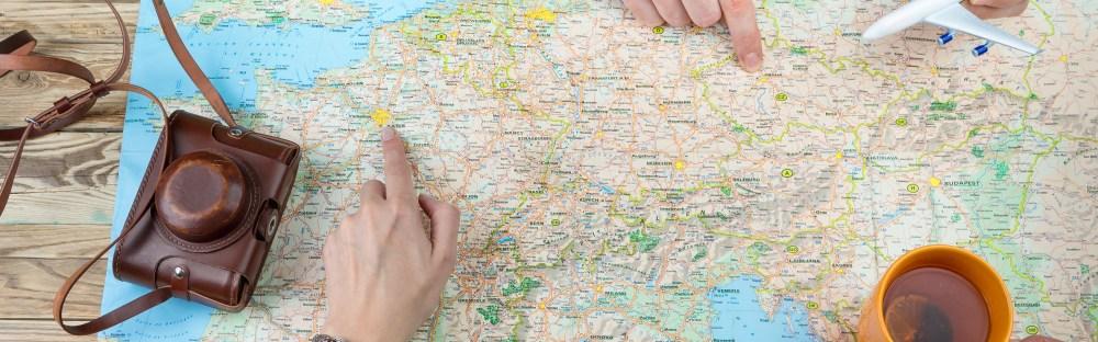 Requisitos y consejos para viajar a Europa como turista sin visa.