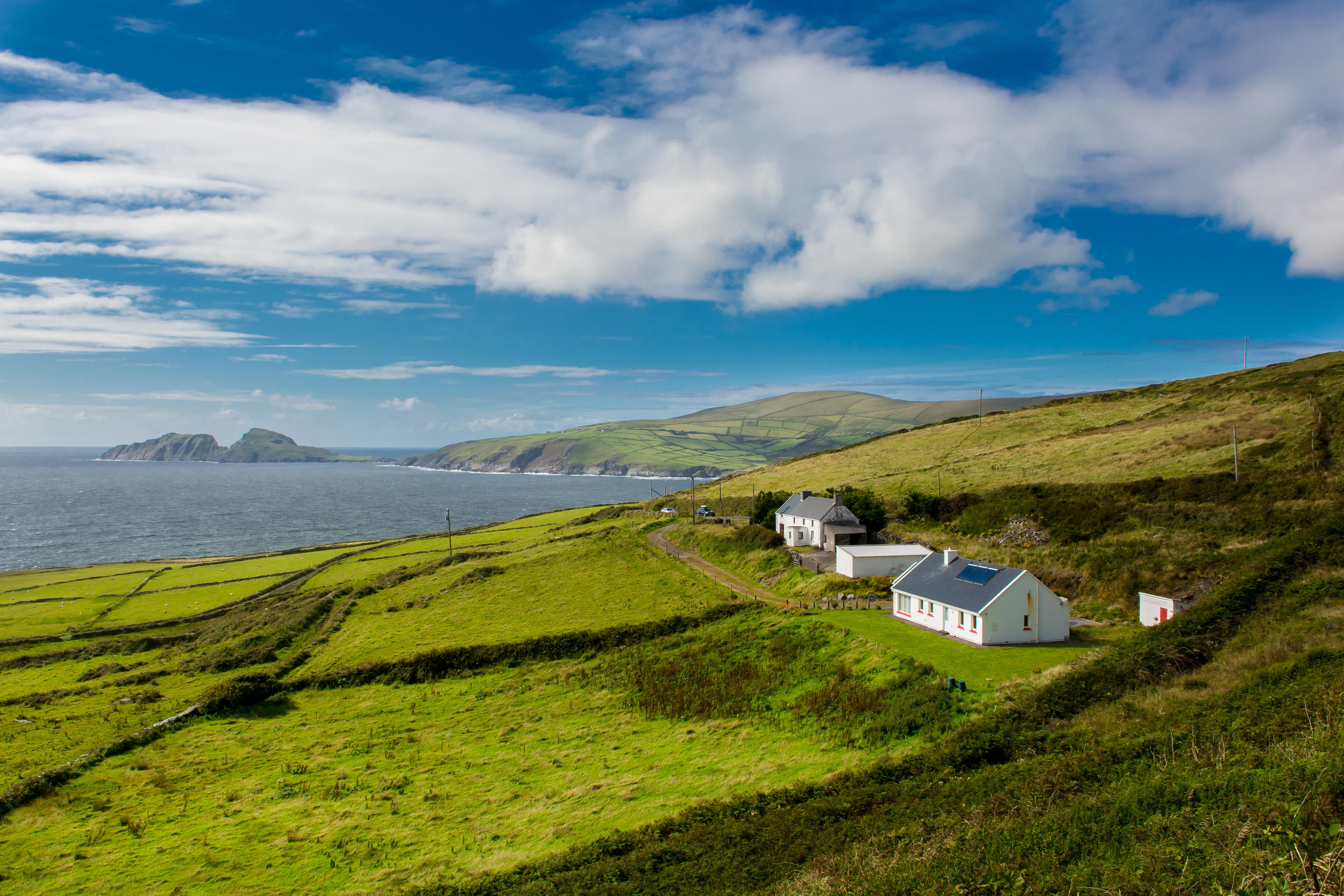 Road Trips durch Irland und Nordirland: Wild Atlantic Way von Donegal nach Cork