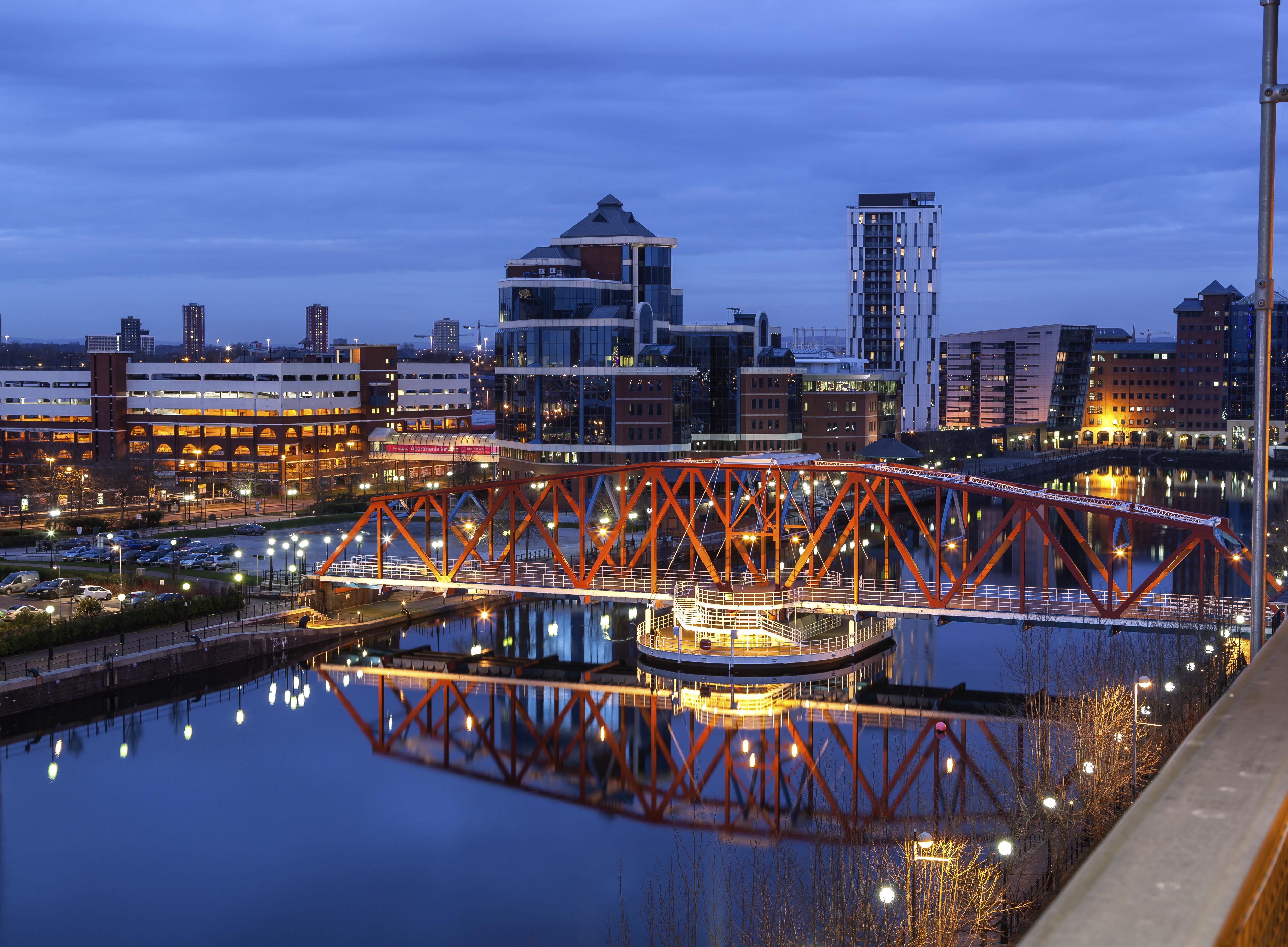 Kaupunkiloma: Manchester