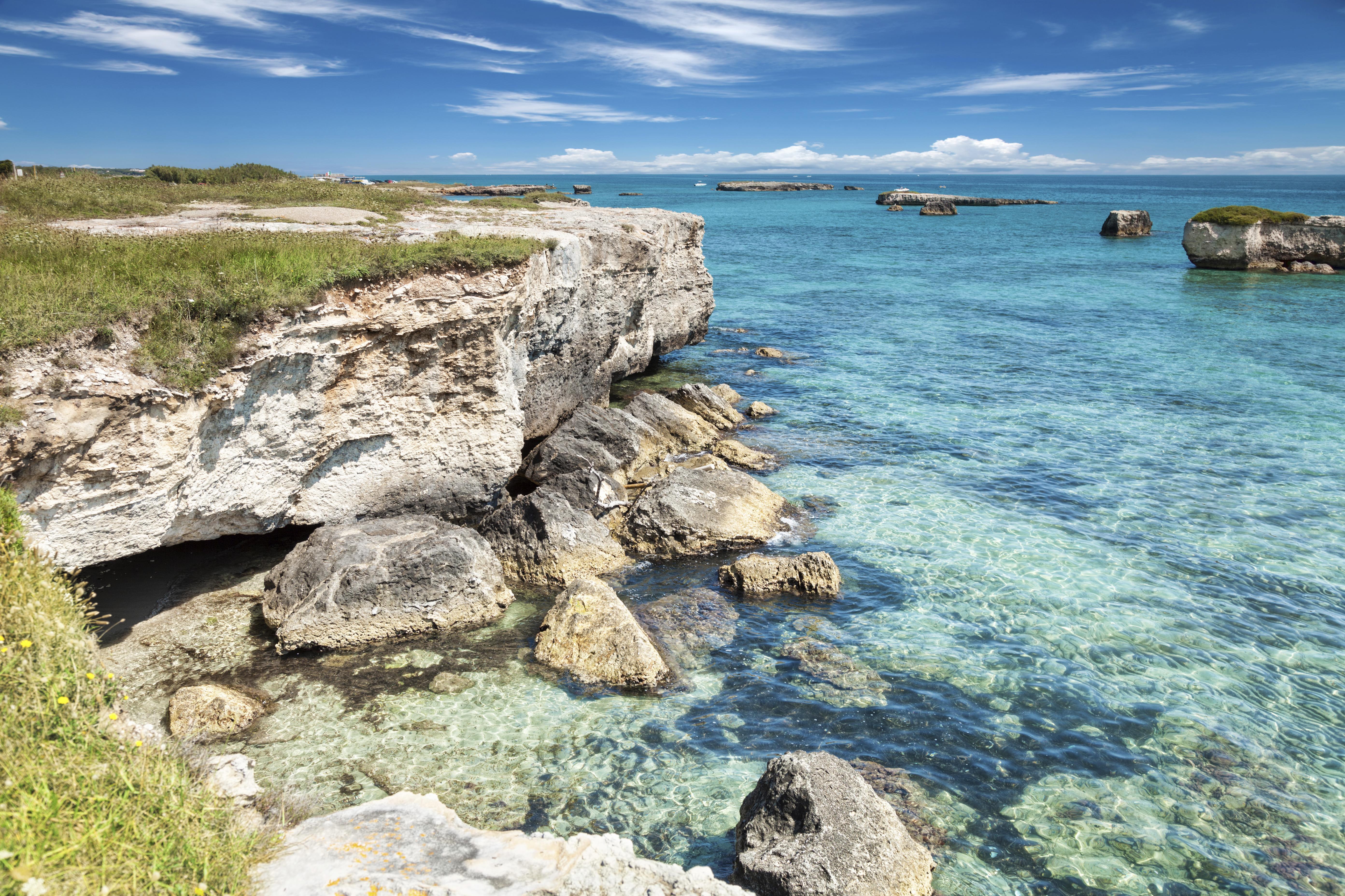 Isole Tremiti: vacanza in Puglia nel Parco Nazionale del Gargano ...