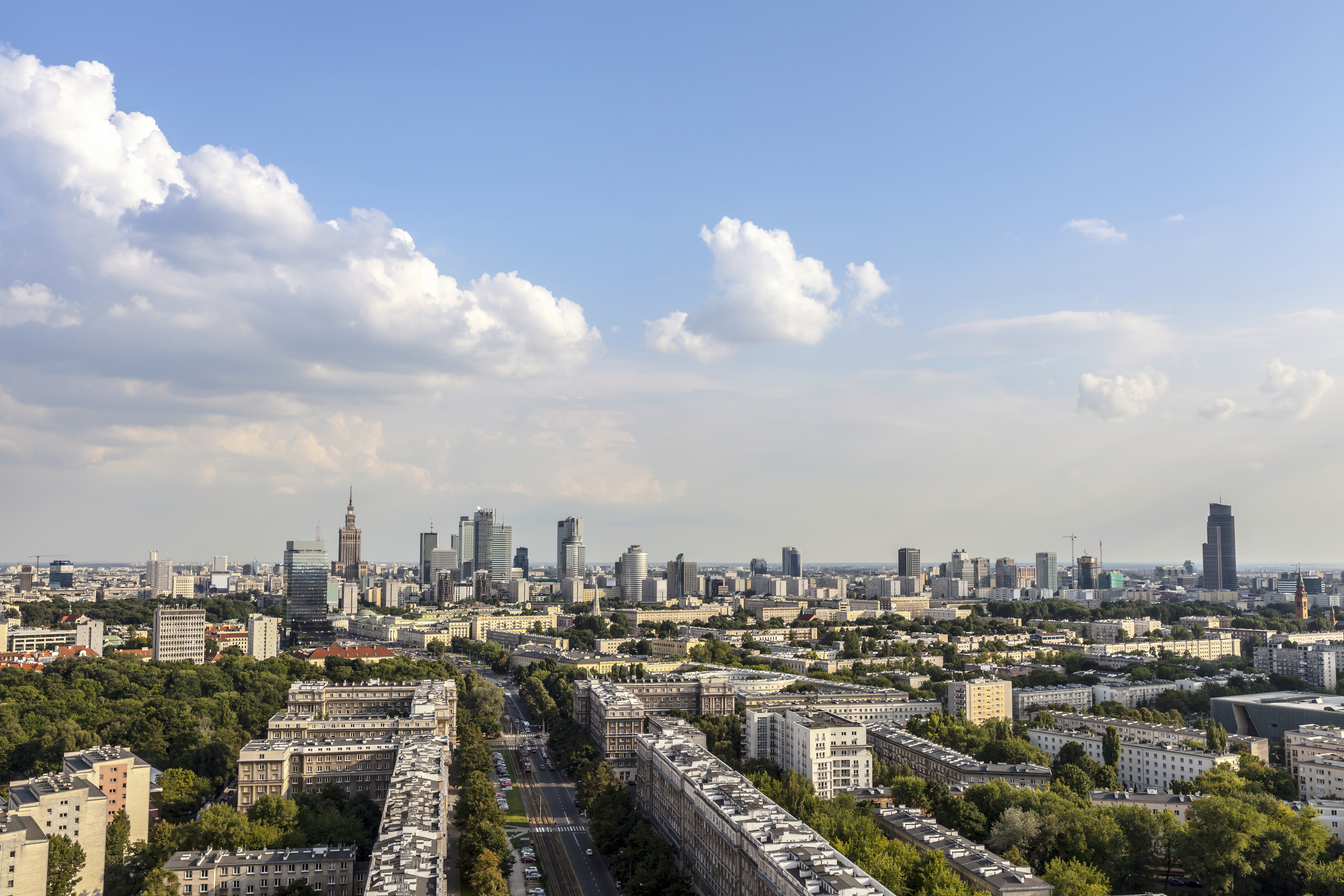 Varsovan Nahtavyydet Tassa Top 8 Skyscanner Suomi