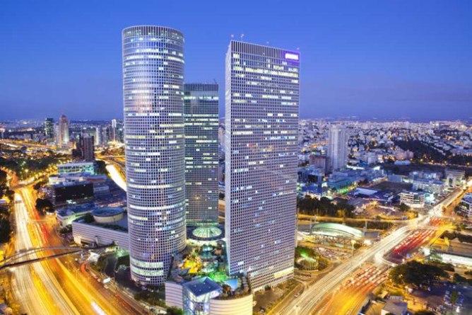 Ουρανοξύστες στο Τελ Αβίβ