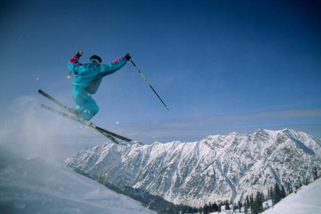 competiciones de esquí