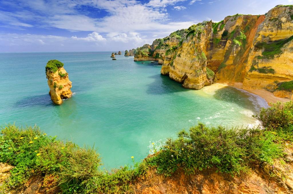 Matkaopas Portugali: Aurinkorannikko Algarve