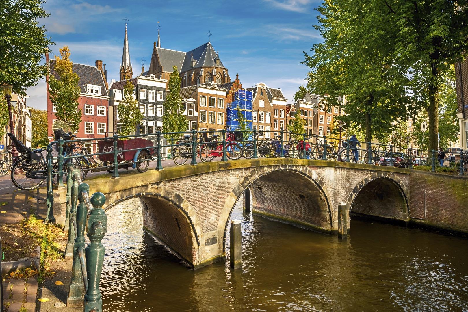 Où partir cet été pour moins de 100 euros ? Amsterdam