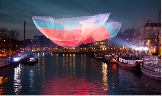 Qué ver en Ámsterdam: el Light festival