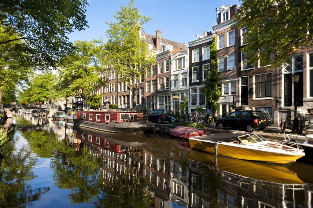 qué ver en Ámsterdam: los canales