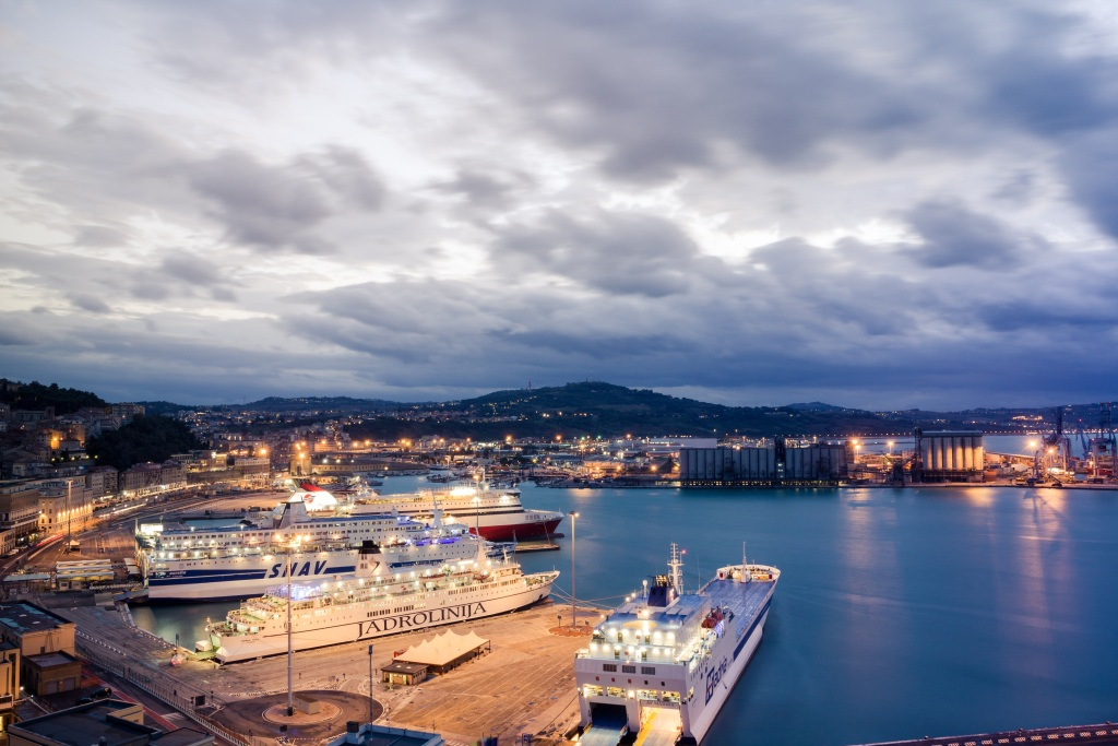 Ancona, costa adriatica