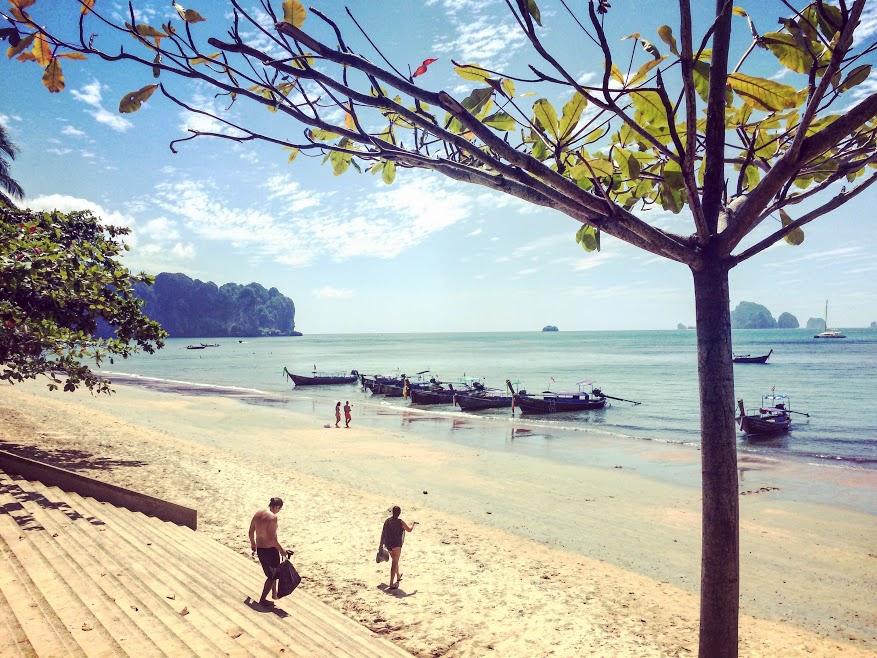 Die schönsten Orte in Thailand: Ao Nang