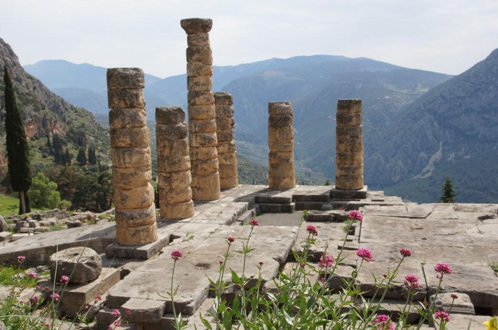 Die schönsten Orte in Griechenland: Delphi