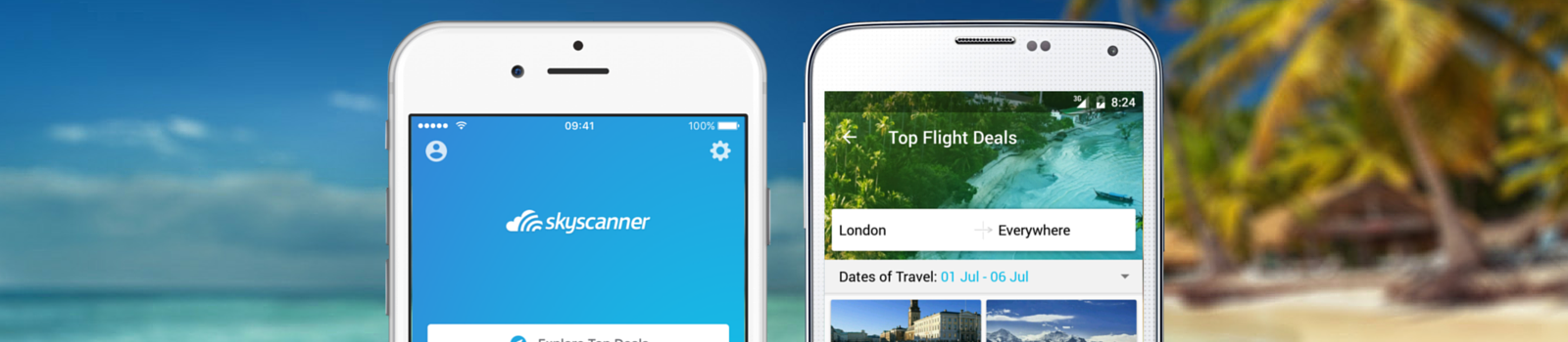 App to save money for travel
