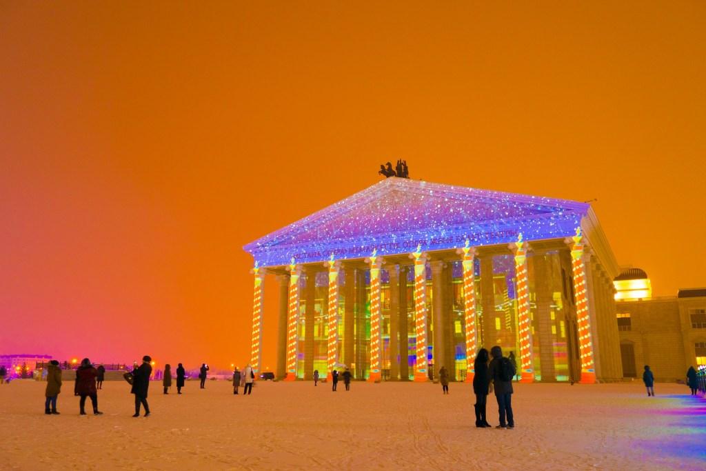 Гид по столице Казахстана городу Астане и по курорту Боровое