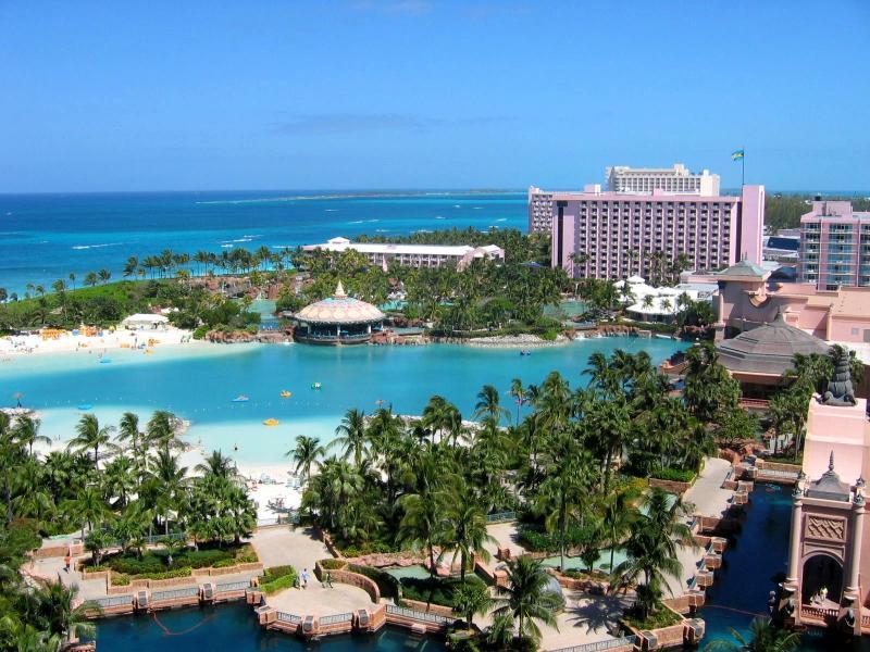 Réservez Un Vol Pas Cher Pour Les Bahamas