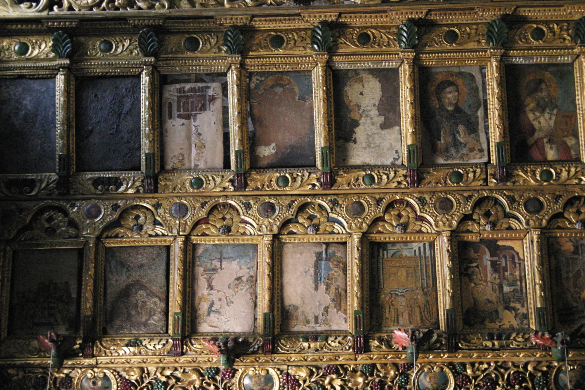 Церковь Святого Лазаря (греч. Ιερός Ναός Αγίου Λαζάρου) — православный храм IX века в городе Ларнаке, Республика Кипр