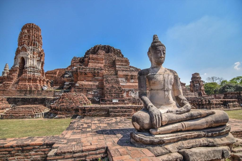 Die schönsten Orte in Thailand: Ayutthaya, Phra Nakhon Si Ayutthaya