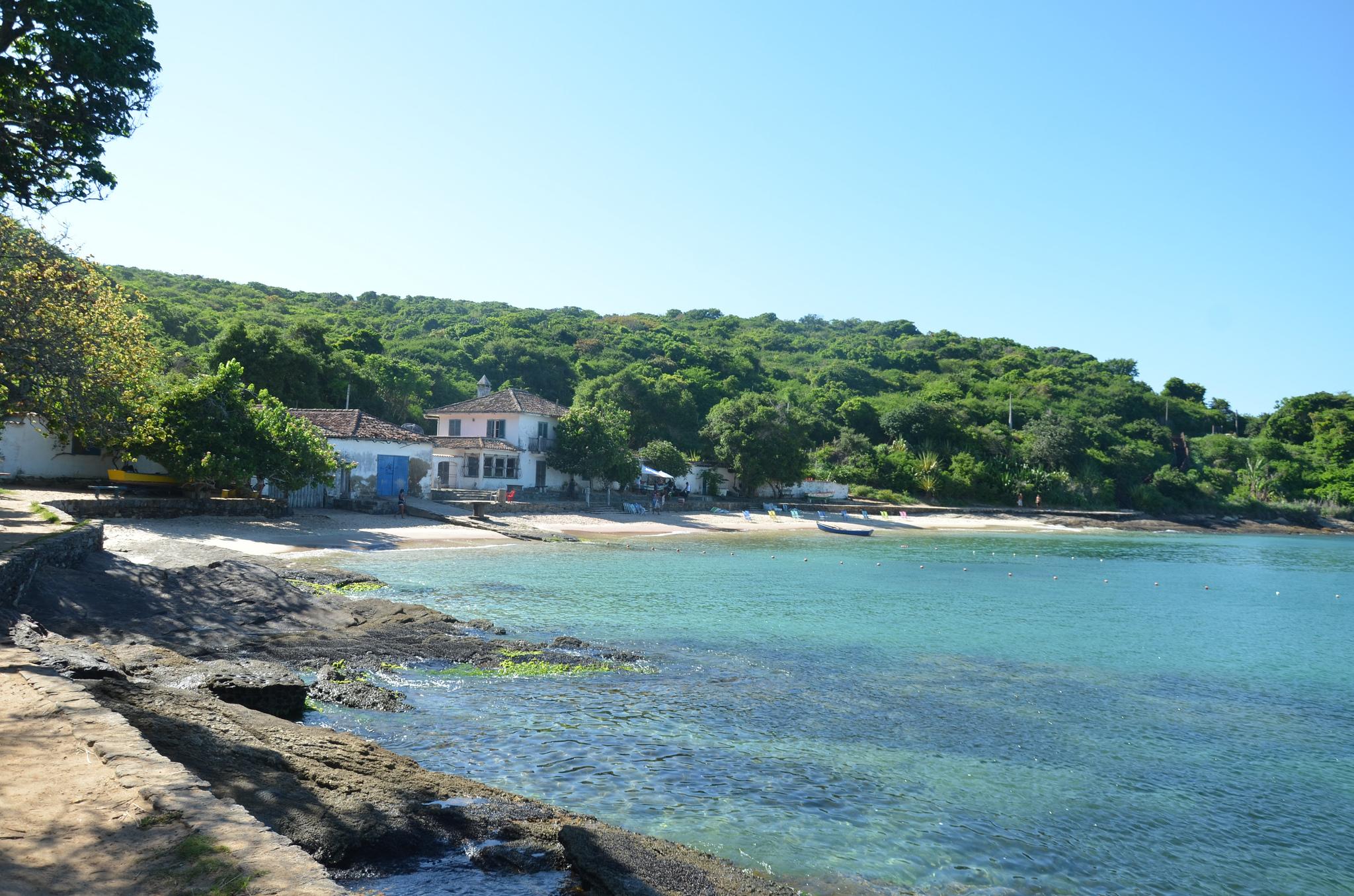 Playas del sur de Brasil, Buzios