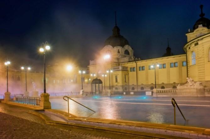 10 destinations où partir en week-end en amoureux - Budapest, Hongrie