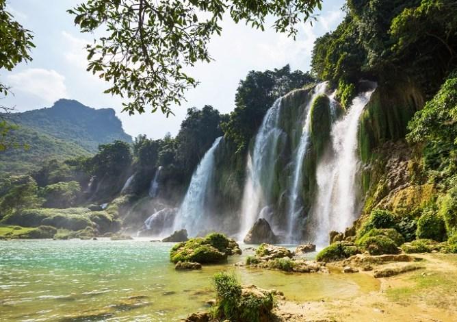 Matka Vietnamiin: Ban Qioc