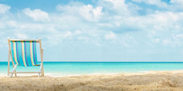 Σεζλόνγκ στην παραλία - ταξίδι στη Νάξο