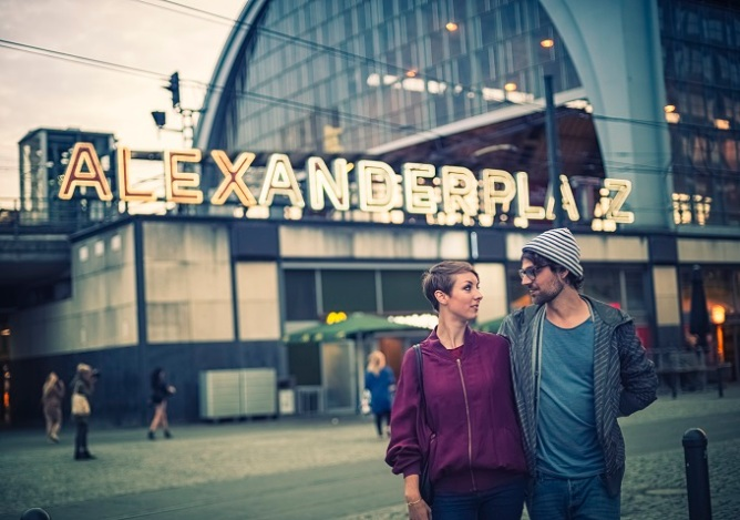 Berliini-nähtävyydet: Alexanderplatz