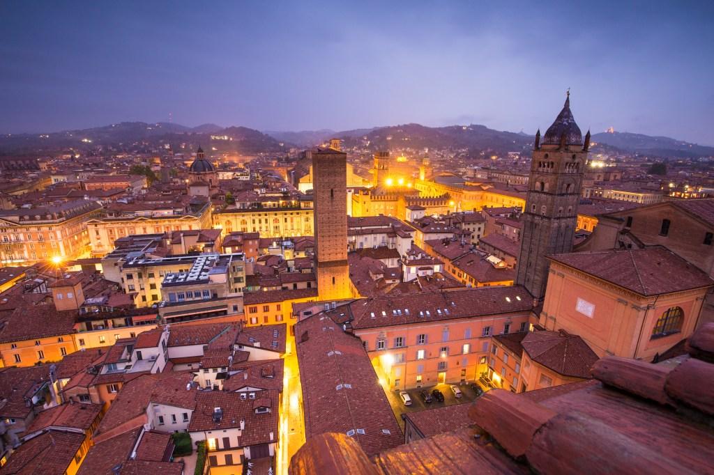 Die schönsten Städte in Italien: Bologna